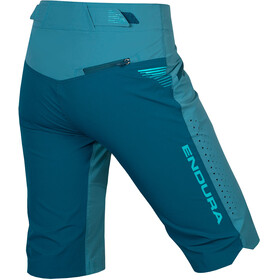 Endura SingleTrack Lite Shorts Mujer, kingfisher